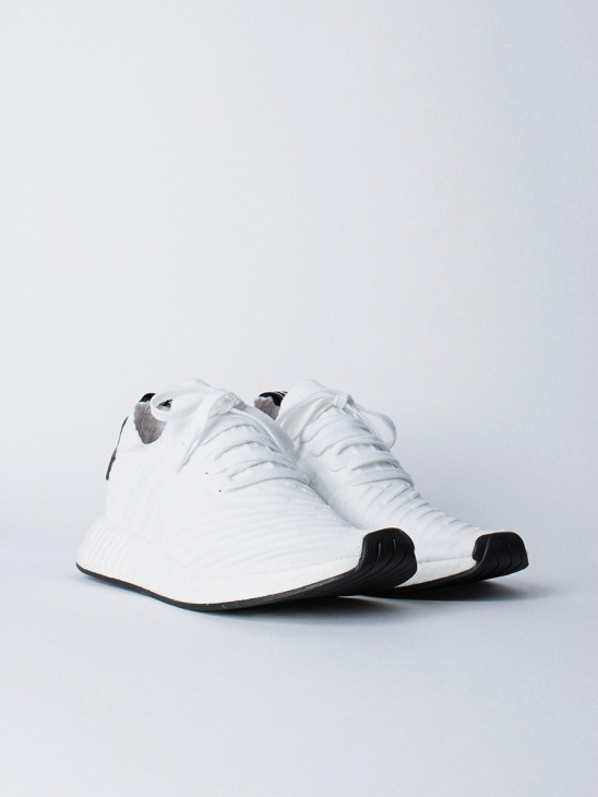 NMD_R2 Pk Ftwr White/ C Black