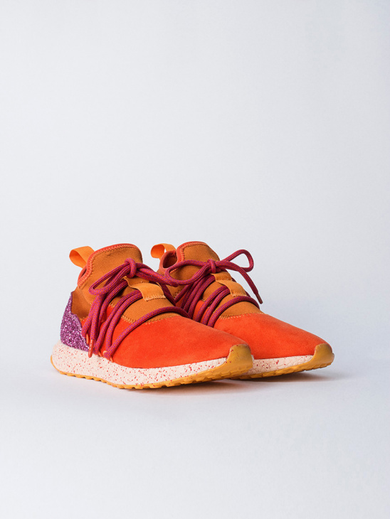 Abel 250 Sneakers Coral