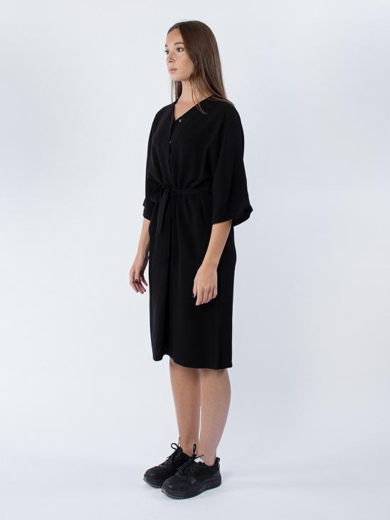 Klautia Dress Black
