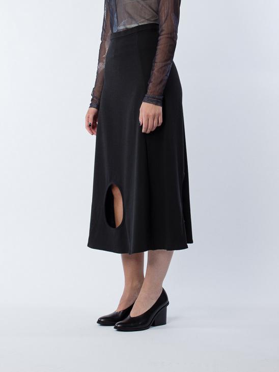 Cut Out Skirt