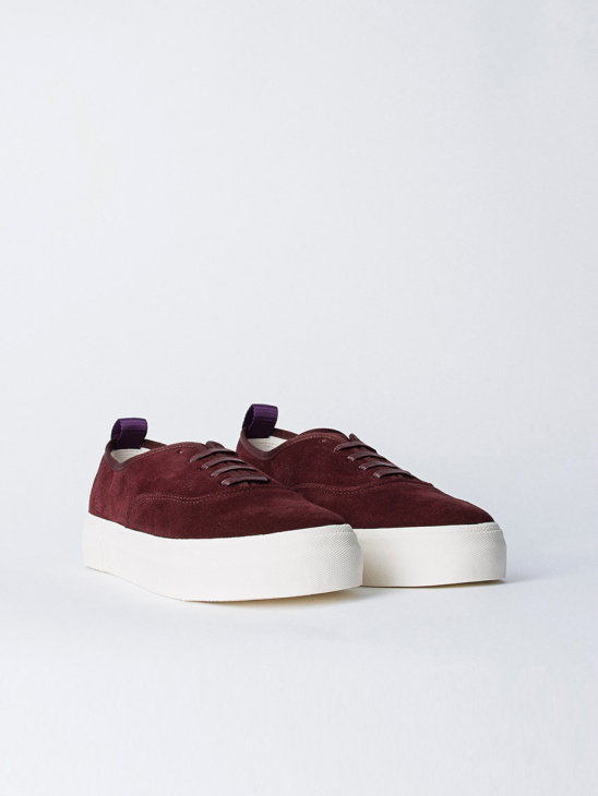 Mother Suede Cabernet D