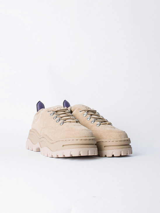 Angel Suede Dune W