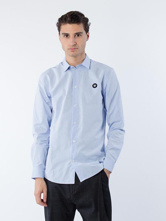 Kay Shirt Light Blue