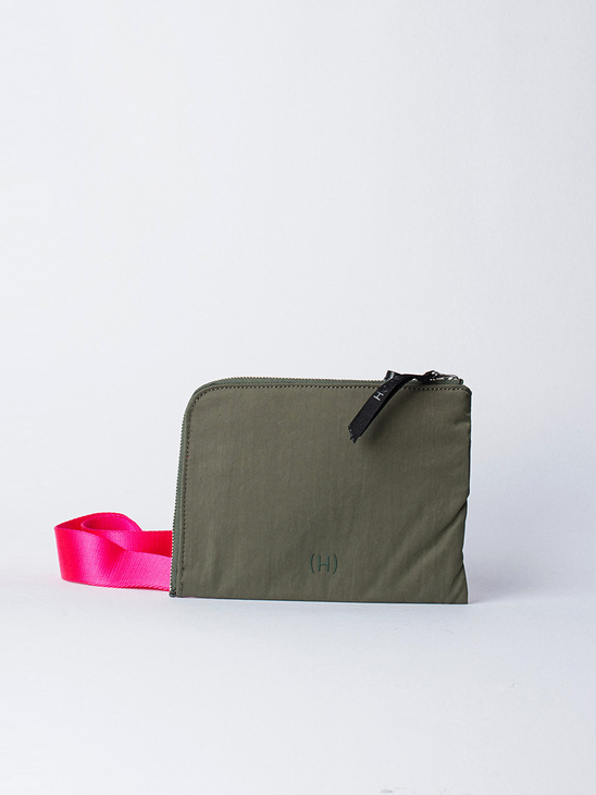 Ital Bag Khaki Green