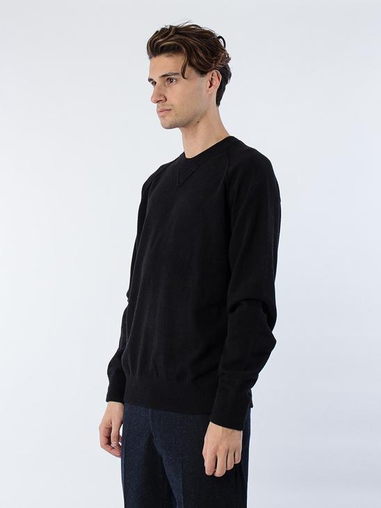 M. Wool Elastane Sweatshirt