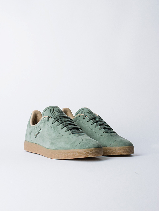 Gazelle Decon Trace Green M