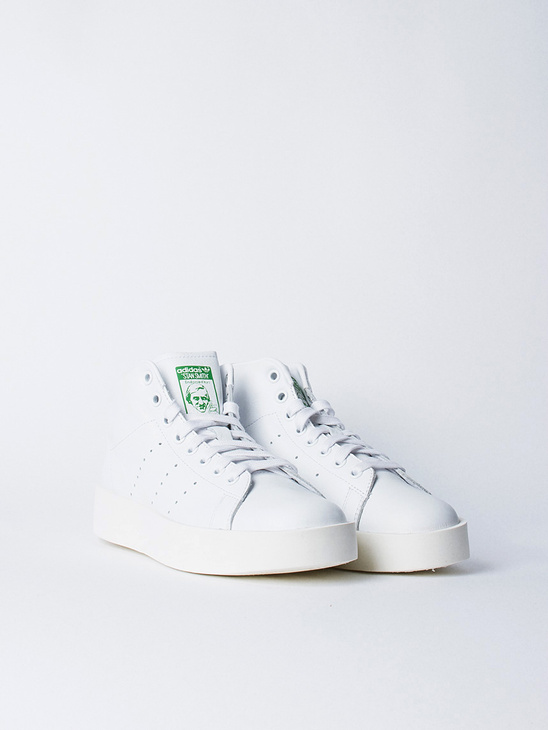 Stan Smith Bold Mid W Green