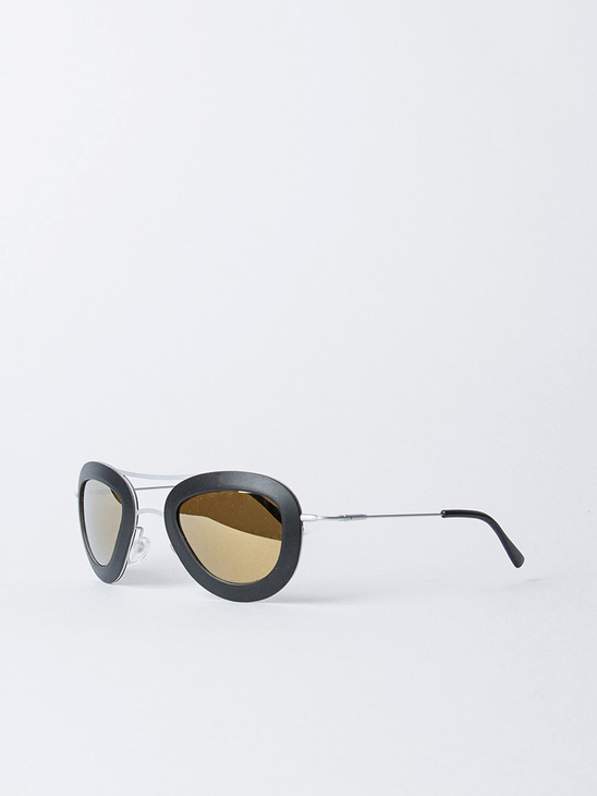 Erika Aviator Black Olive