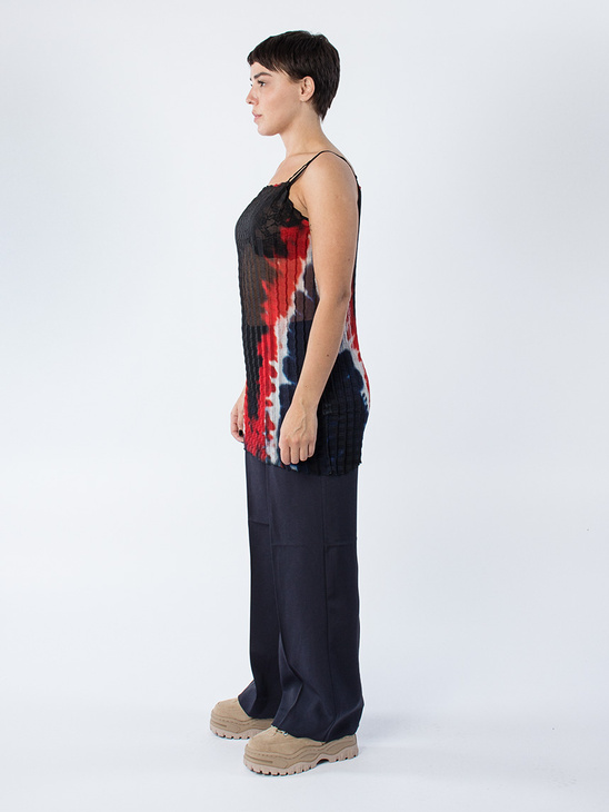 Doom Dress Black/Red