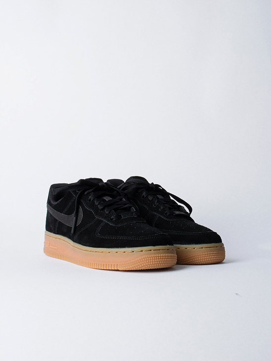 Nike Air Force 1 '07 Black Gum