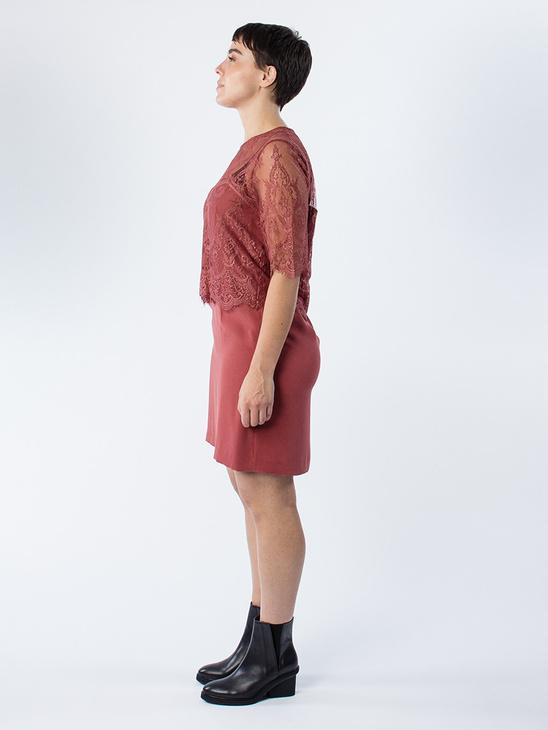 Daphne SS Dress 8330