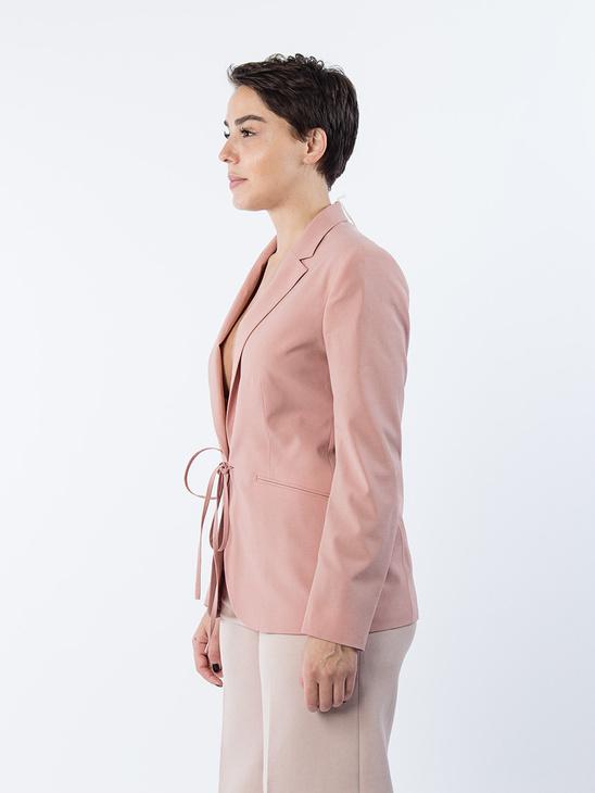 Bea Tie Front Jacket