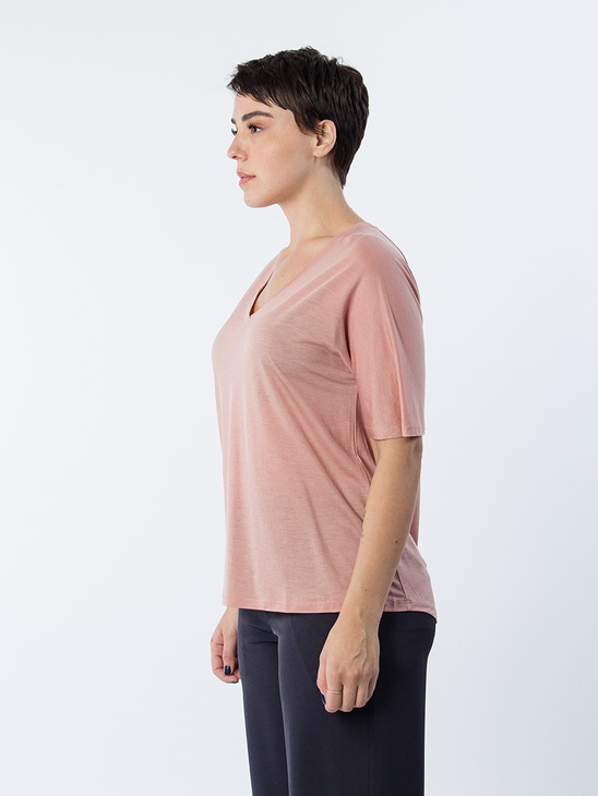V-Neck Swing Top