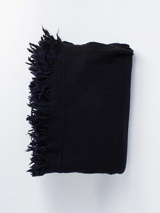 M. Boiled Wool Scarf