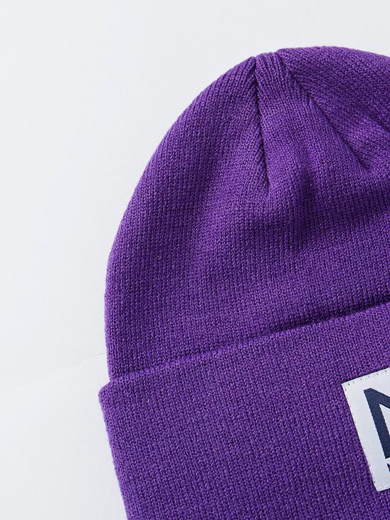 Classic Beanie Purple