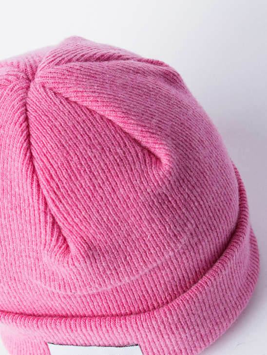 Villy Beanie Dusty Pink